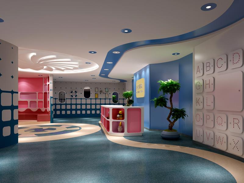 重庆幼儿园装修